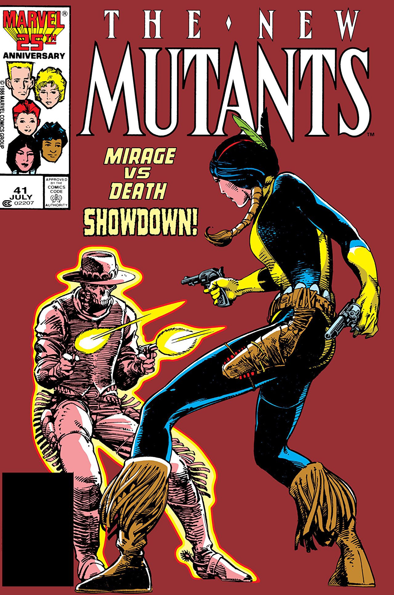 New Mutants Vol 1 41