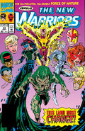 New Warriors Vol 1 29