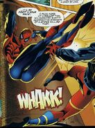 Peter Parker (Ben Reilly) (Earth-616)-Marvel Versus DC Vol 1 3 004