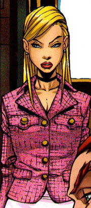 Sam (Earth-616) from Araña The Heart of the Spider Vol 1 3 0001