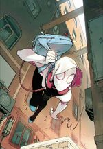 Spider-Gwen Ghost-Spider Vol 1 1 Textless