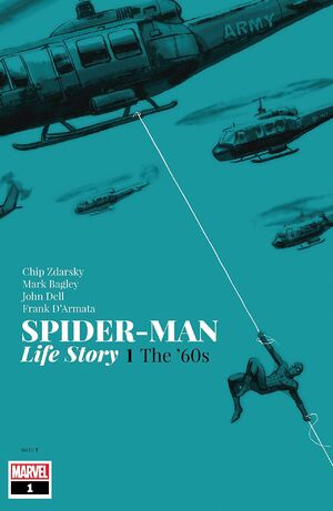 Spider-Man Life Story Vol 1 1