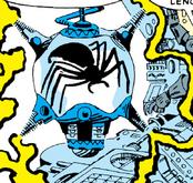 Spider-Wave Transmitter from Amazing Spider-Man Vol 1 5 001