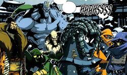 Spider Clan (Earth-7122) Spider-Man Family Featuring Spider-Clan Vol 1 1