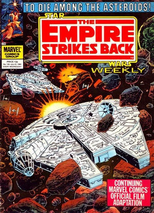 The Empire Strikes Back Weekly (UK) Vol 1 126