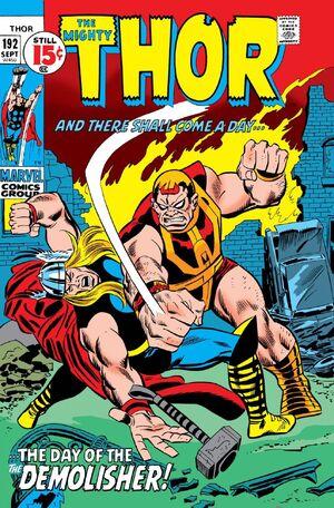 Thor Vol 1 192