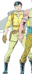 Tom Nakadai (Earth-616) from Official Handbook of the Marvel Universe Master Edition Vol 1 32 0001