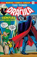 Tomb of Dracula Vol 1 17