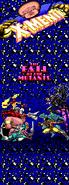 Uatu (Earth-90613), Freedom Force (Earth-90613), and X-Men (Earth-90613) from X-Men II The Fall of the Mutants