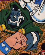 Victor von Doom (Earth-TRN708) from Silver Sable and the Wild Pack Vol 1 25 0001
