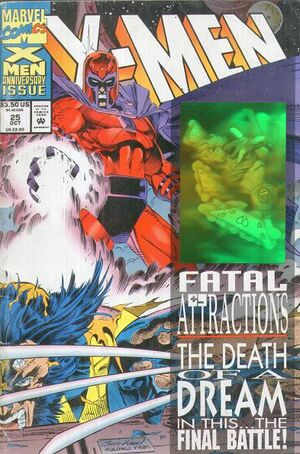 X-Men Vol 2 25