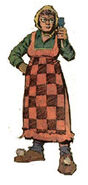 Annalee (Earth-616) from Official Handbook of the Marvel Universe Vol 2 9 0001