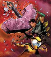 Avengers Academy Vol 1 17 Textless