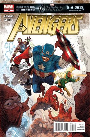 Avengers Vol 4 23