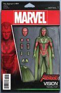 Avengers Vol 7 1 Action Figure Variant