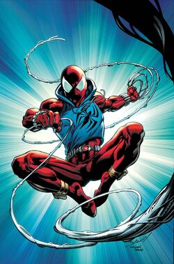 Ben Reilly Scarlet Spider Vol 1 3 Textless
