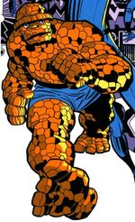 Benjamin Grimm (Earth-8466) from Fantastic Four the Lost Adventure Vol 1 1