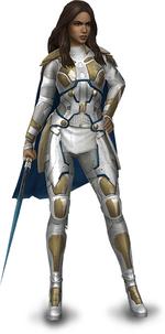 Brunnhilde (Earth-TRN012) from Marvel Future Fight 002