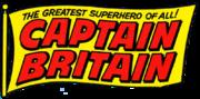 Captain Britain Vol 1 Logo 001