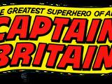 Captain Britain Vol 1