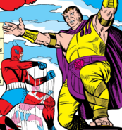 Colossus (Vegan) (Earth-616) from Tales to Astonish Vol 1 59 0001