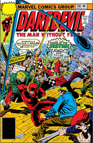 Daredevil Vol 1 136