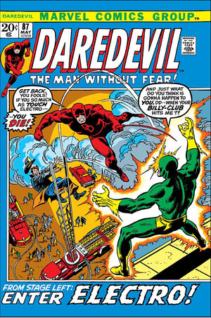Daredevil Vol 1 87