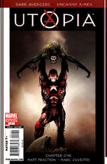 Dark Avengers Uncanny X-Men Utopia Vol 1 1 Jae Lee Variant