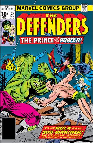 Defenders Vol 1 52