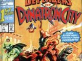 Defenders of Dynatron City Vol 1 1