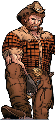 Dog Logan (Earth-616) from Wolverine and the X-Men Vol 1 31 0001