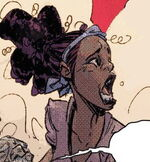 Doris (Earth-616) from Black Panther vs. Deadpool Vol 1 1 0001