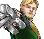 Fandral (Earth-TRN562) from Marvel Avengers Academy 003