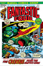 Fantastic Four Vol 1 126