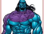 Fear (Dark Man) (Earth-616)