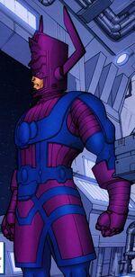 Galan (Earth-TRN430) from Marvel Adventures Fantastic Four Vol 1 48 001