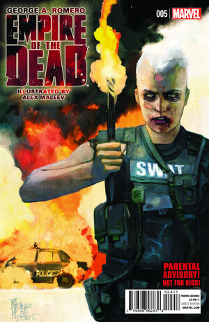 George Romero's Empire of the Dead Act One Vol 1 5