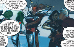 Guardians of the Galaxy (Earth-TRN762) from Angela Queen of Hel Vol 1 7 001