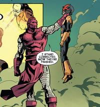 Herbert Wyndham (Earth-616) and Samuel Alexander (Earth-616) from New Warriors Vol 5 11