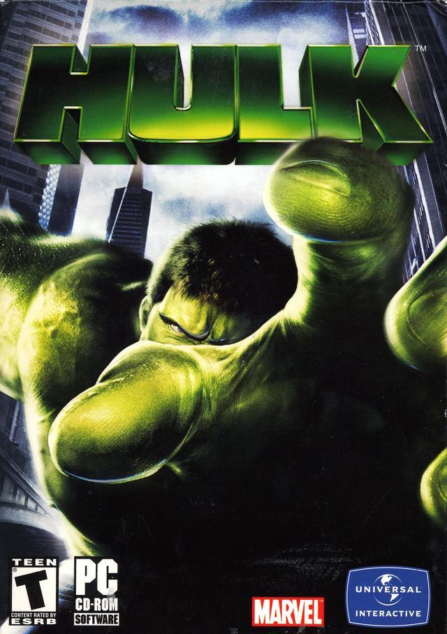 Jogo De Hulk