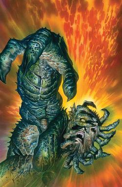 Immortal Hulk Vol 1 19 Textless