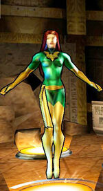 Jean Grey (Earth-7964) from X-Men Legends II Rise of Apocalypse 002