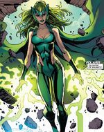 Lorna Dane (Earth-616) from X-Men Blue Vol 1 8 001