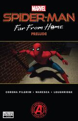 Marvel's Spider-Man: Far From Home Prelude Vol 1 1
