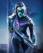 Minn-Erva (Earth-TRN670) from Marvel Strike Force 001