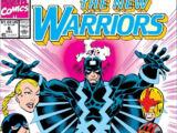 New Warriors Vol 1 6