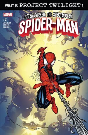 Peter Parker The Spectacular Spider-Man Vol 1 2