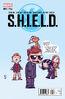 S.H.I.E.L.D. Vol 3 1 Young Variant