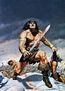 Savage Sword of Conan Vol 1 44 Textless