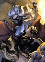 Silver Sablinova (Earth-001) from Amazing Spider-Man Vol 3 9 0001